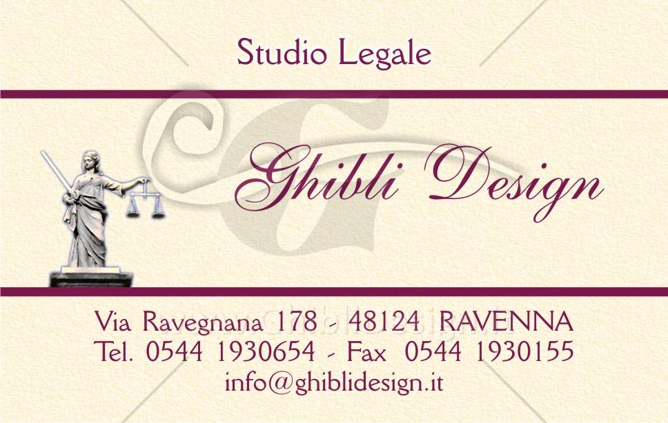 Ghibli design dal 1995 la tua tipografia a domicilio for Domicilio legale